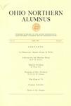 Ohio Northern Alumnus - April 1928