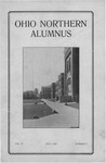 Ohio Northern Alumnus - July 1930