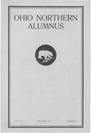 Ohio Northern Alumnus - January 1931