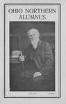 Ohio Northern Alumnus - April 1931