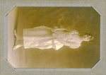 Grace E. Ingledue Papers - Portrait - In Graduation Dress